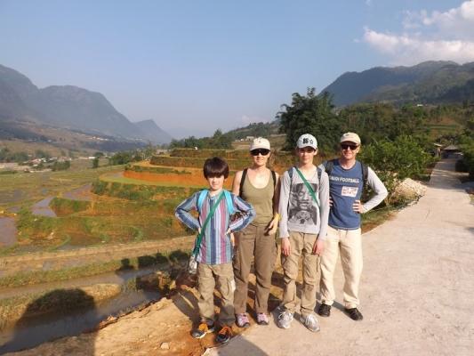 12 jours au vietnam