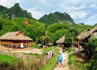 Nord vietnam trekking