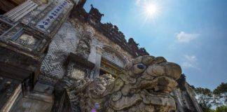 tombeau de Khai Dinh 6