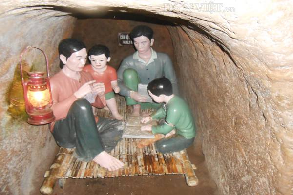 Tunnels Vinh Moc Vietnam 3