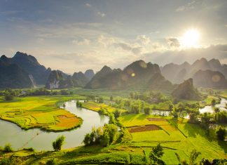 Geoparc Non Nuoc Cao Bang 1