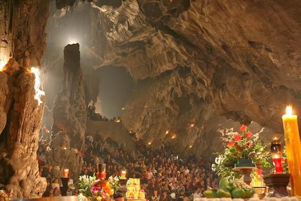 Sites religieux au Nord Vietnam 2