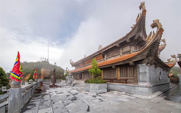 Sites religieux au Nord Vietnam 3