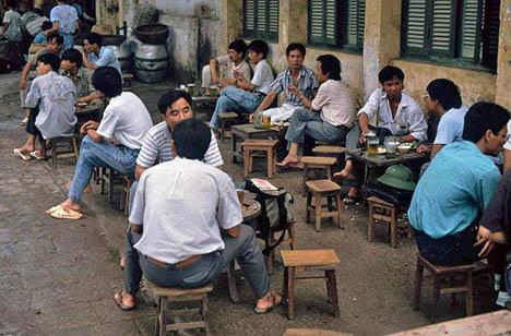 Bierre pression au Vietnam 5
