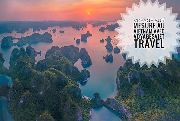 Voyage Vietnam 12 jours