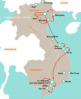 Voyage Vietnam en petit groupe