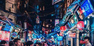 Endroits de vie nocturne Hanoi