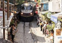 Ligne ferroviaire Vietnam