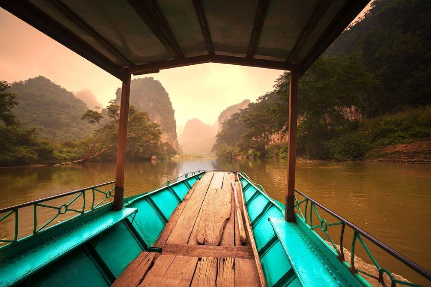 Les merveilles naturelles du Vietnam 1